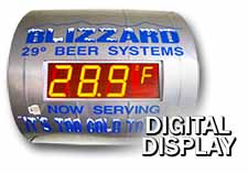 blizzard digital display
